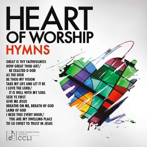 Heart of Worship - Hymns [CD]
