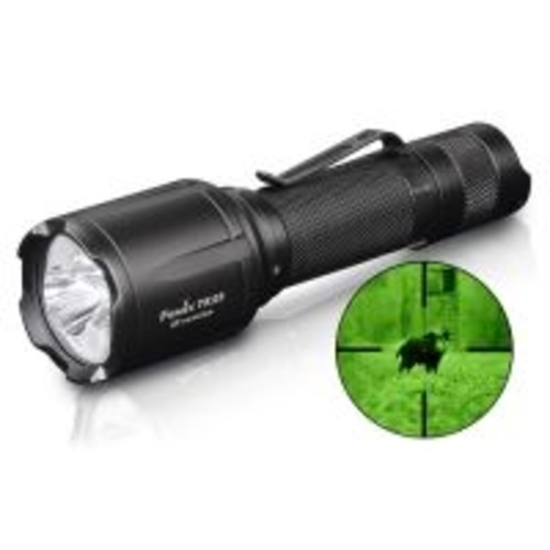 Fenix TK25 IR1000lumen Flashlight TK25-IR, Power: 1000, Beam Color: White, IR, Bulb Type: LED, w/ Free Shipping