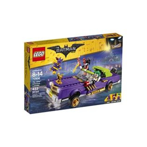 LEGO THE LEGO BATMAN MOVIE The Joker Notorious Lowrider 70906 Batman Toy