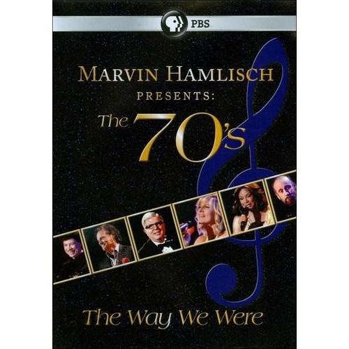 Marvin Hamlisch Presents: The 70's - The Way We Were [DVD] [2010]