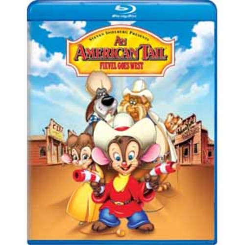 An American Tail: Fievel Goes West [Blu-Ray]