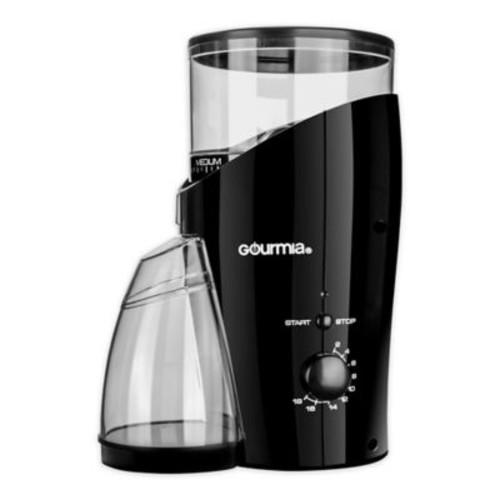 Gourmia Coffee Grinder in Black