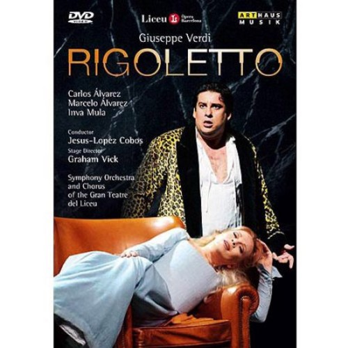 Rigoletto [DVD] [2004]