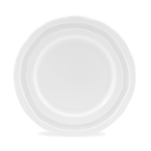 Como White Bread & Butter Plate