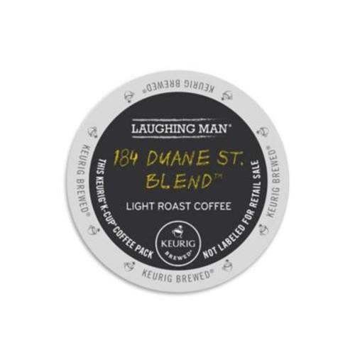 Keurig K-Cup Pack 16-Count Laughing Man 184 Duane St. Blend Coffee