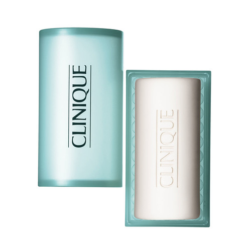 Clinique Acne Solutions Cleansing Bar for Face & Body, 5.2 oz / 150g