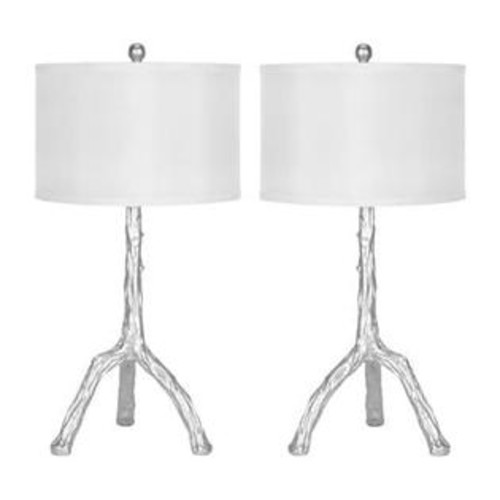 Safavieh Silver Branch Table Lamps (Set of 2)