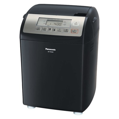 Panasonic - Automatic Breadmaker - Black