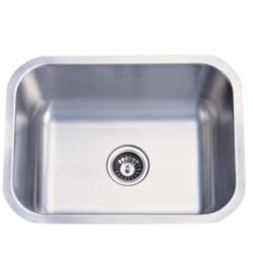 Ticor 23-inch 16-gauge Stainless Steel Undermount Bar/ Kitchen Sink