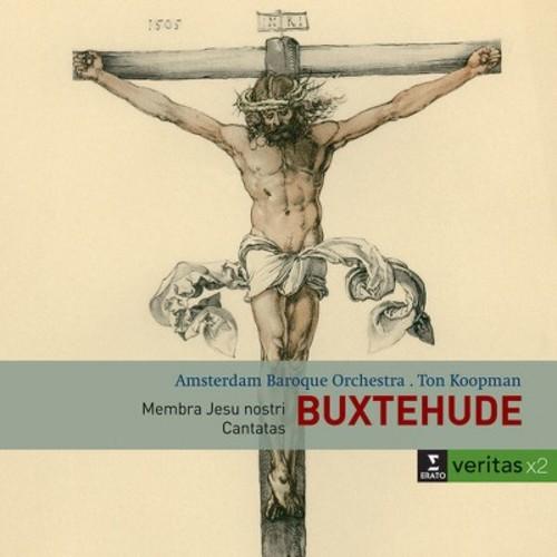 Amsterdam Baroque Or - Buxtehude:Cantatas Buxwv 39 46 51 77 (CD)