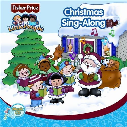 Little People: Christmas Sing-Along [CD]