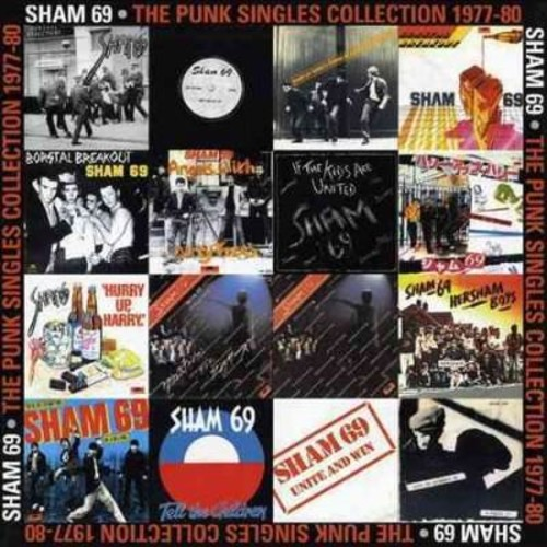 Sham 69 - The Punk Singles Collection 1977-80