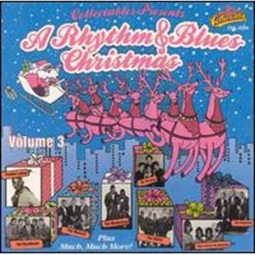 A Rhythm & Blues Christmas, Vol. 3 By A Various Artists (Audio CD)
