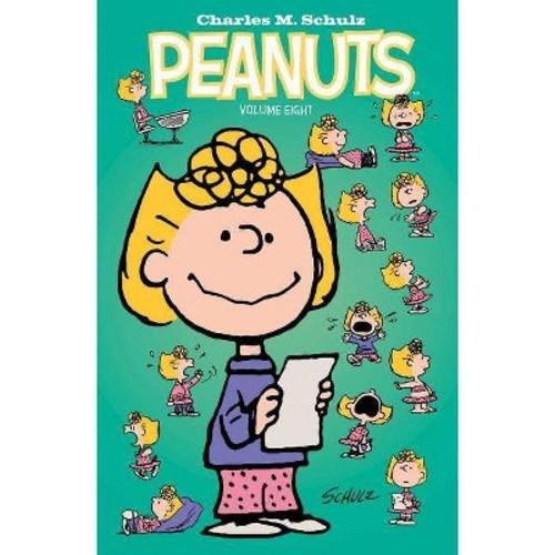 Peanuts 8 (Paperback) (Charles M. Schulz)