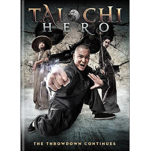 Tai Chi Hero [2 Discs] [Blu-ray/DVD] [2012]
