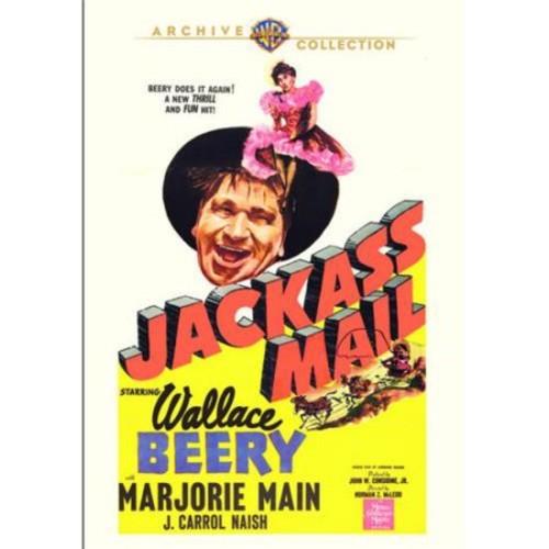 Jackass Mail [DVD]