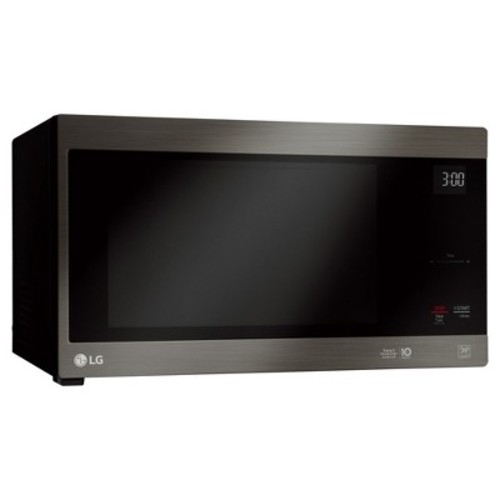 LG Electronics NeoChef 1.5 cu. ft. Countertop Microwave in Black Stainless Steel