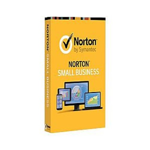 SYMANTEC 21328712 NORTON SMALL BUSINESS 1.0 1U