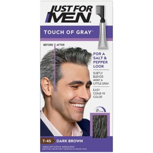 Just For Men Touch Of Gray Men's Hair Color