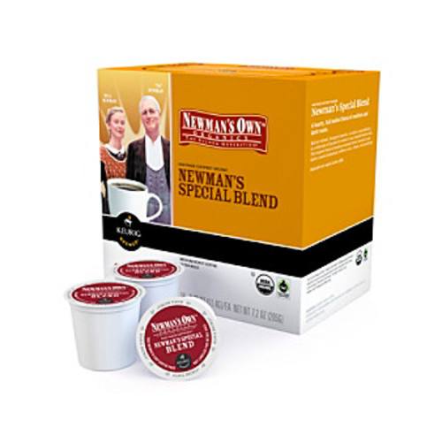 Keurig Newman's Own Organics The Second Generation Newman's Special Blend 18-pk. K-Cup Portion Pack