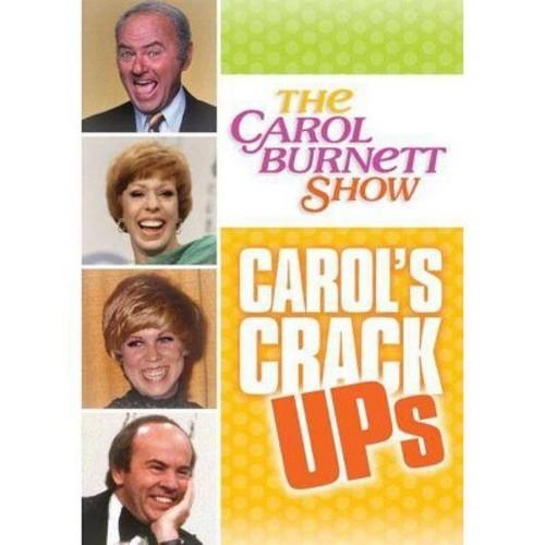 The Carol Burnett Show: Carol's Crack-Ups (6 Discs) (dvd_video)