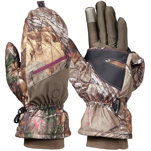 Hot Shot Women's Huntress Hunting Gloves