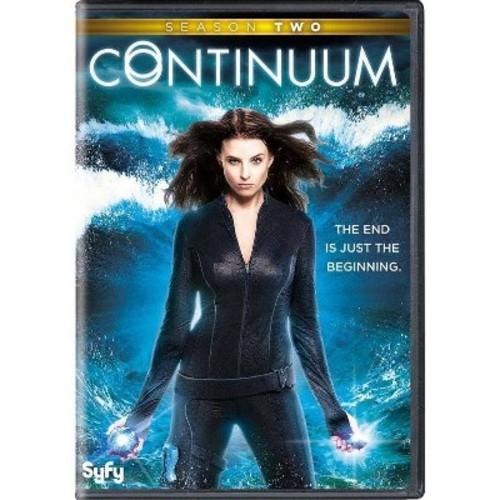 Continuum: Season Two [3 Discs] [DVD]