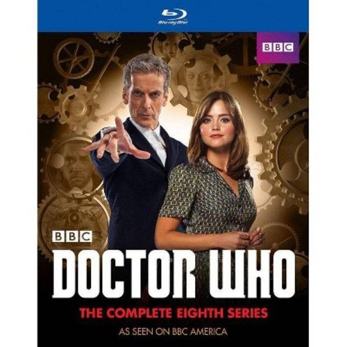 Doctor Who: The Complete Eighth Series [4 Discs] [Blu-ray]