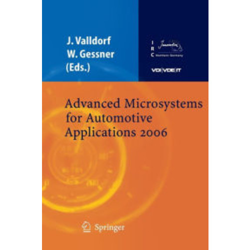 Advanced Microsystems for Automotive Applications 2006 / Edition 1