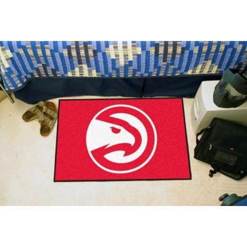 FANMATS NBA - Atlanta Hawks Starter Doormat