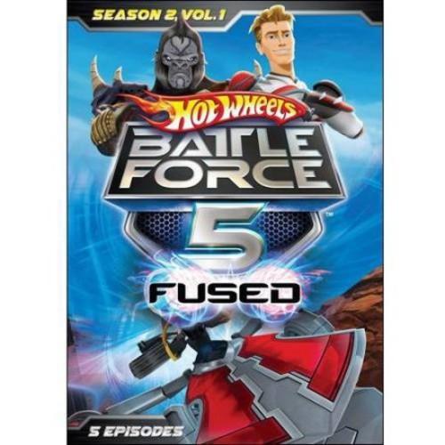 Hot Wheels: Battle Force 5 - Season 2, Vol. 1 [DVD]