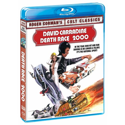Death Race 2000: Roger Corman's Cult Classics