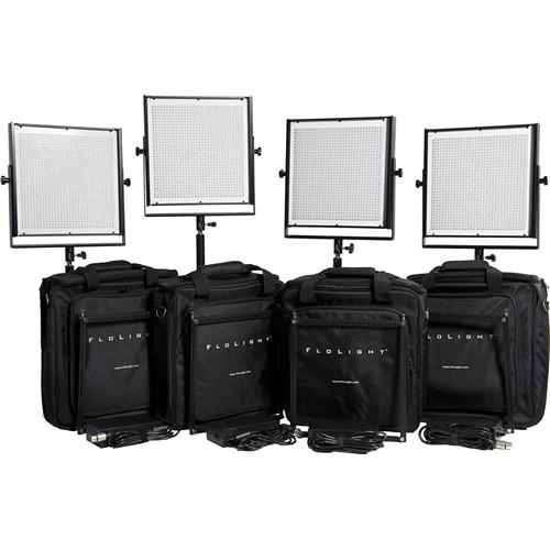 MicroBeam 4- 1024 LED Video Lighting Kit