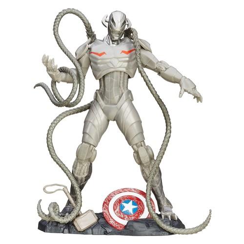 Hasbro - Playmation Marvel Avengers Ultron Deluxe Smart Figure - Gray