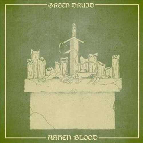 Green Druid - Ashen Blood (Vinyl)