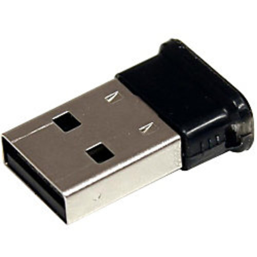 StarTech.com Mini USB Bluetooth 2.1 Adapter - Class 1 EDR Wireless Network Adapter
