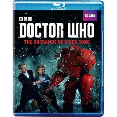 Doctor who:Husbands of river song (Blu-ray)