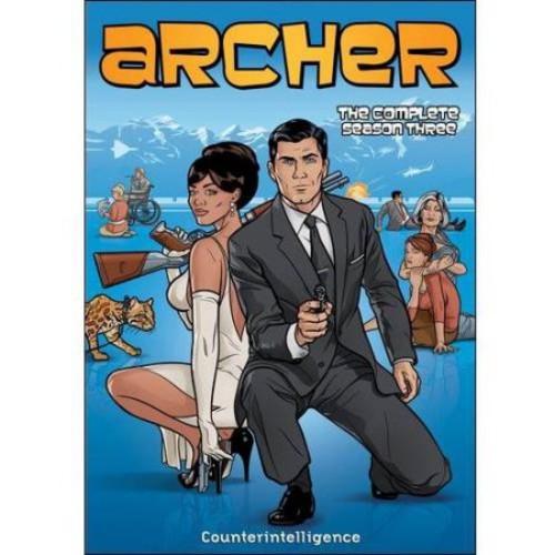 Archer: The Complete Season Three (DVD)