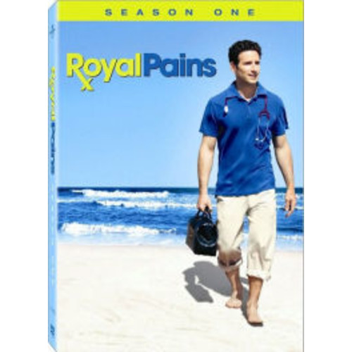 Royal Pains: Season One (3 Discs) (dvd_video)