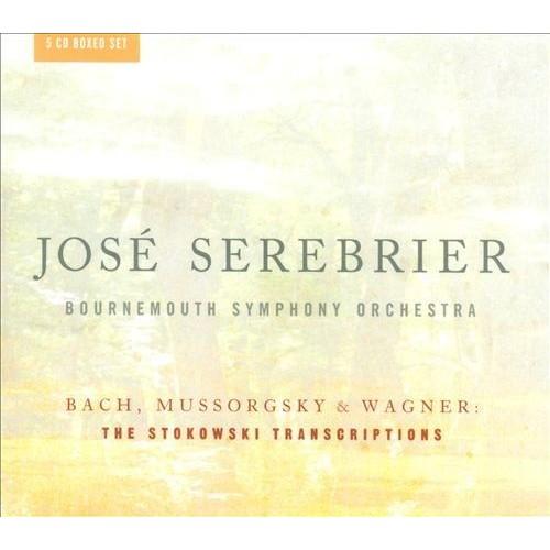 Stokowski Transcriptions: Bach, Wagner, Mussorgsky [CD]