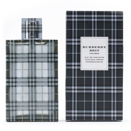 Burberry Brit for men 3.3 oz Eau de Toilette spray
