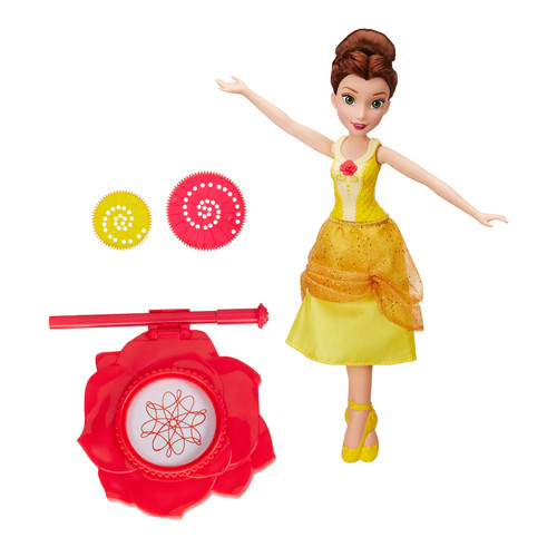 Disney Princess Dancing Doodles Belle Doll