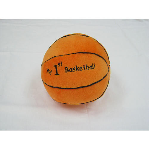 Babies R US Plush My First Basketball - 6 Inch