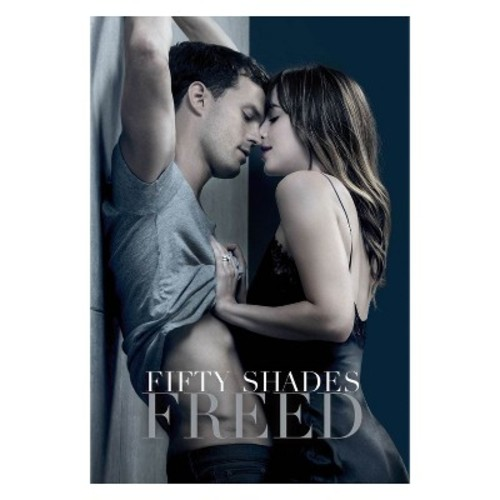 Fifty Shades Freed Movies (DVD)