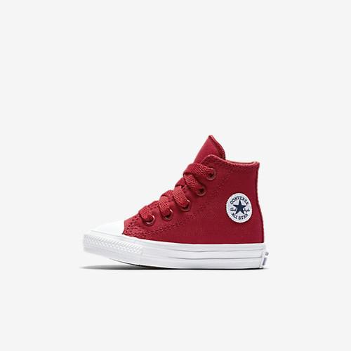 Converse Chuck II High Top Infant/Toddler Shoe