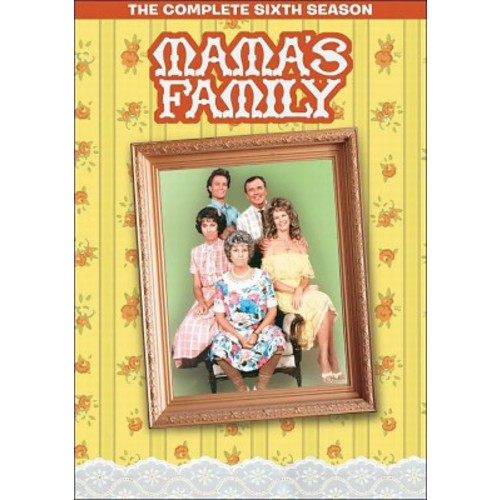 Mama's Family: The Complete Sixth Season [3 Discs] [DVD]