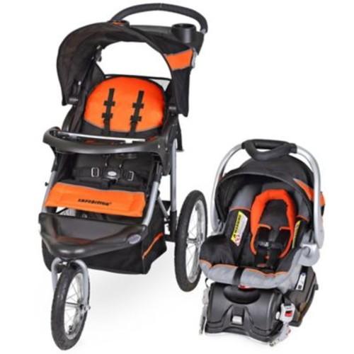 Baby Trend Expedition Travel System in Millennium Orange