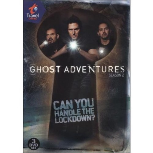 Ghost Adventures: Season 2 [3 Discs] [DVD]