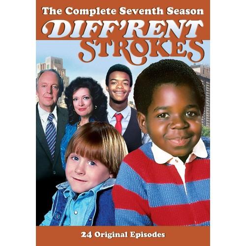 Diff'rent Strokes: Season Seven [DVD]