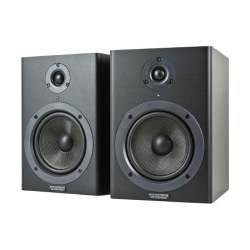 MONOPRICE 5-inch Powered Studio Monitor Speakers (pair)